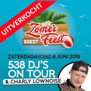 Zomerfeest Soest 2019 is UITVERKOCHT